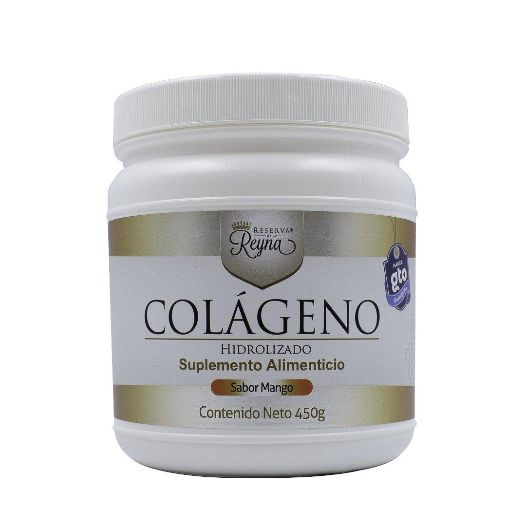 Colageno hidrolizado sabor mango 450g